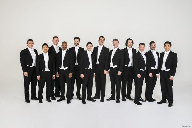 American a cappella ensemble Chanticleer, who will perform as part of the 2021 Festival. (RJ Muna)