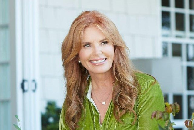 Roma Downey (by John Russo with permission from Roma Downey)