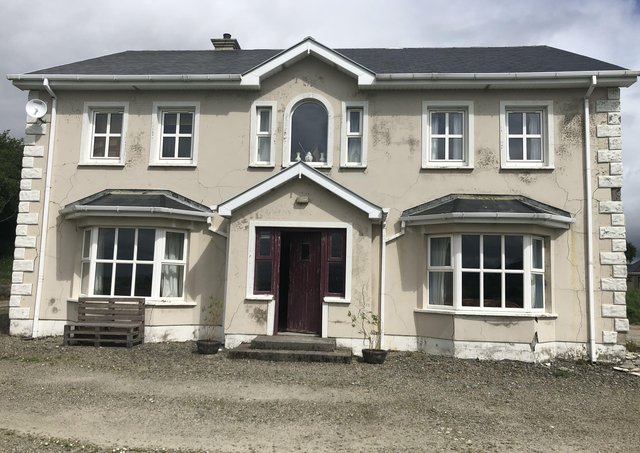 The McLaughlin family home.