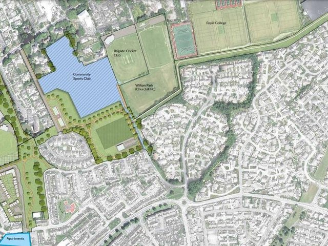 The public are being asked to have their say on the Clooney masterplan.