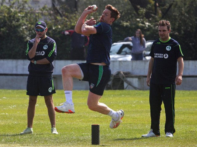 Craig Young produced a Player of the Match display to help the North West Warriors see off Leinster Lightning.