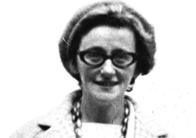 Kathleen Thompson.