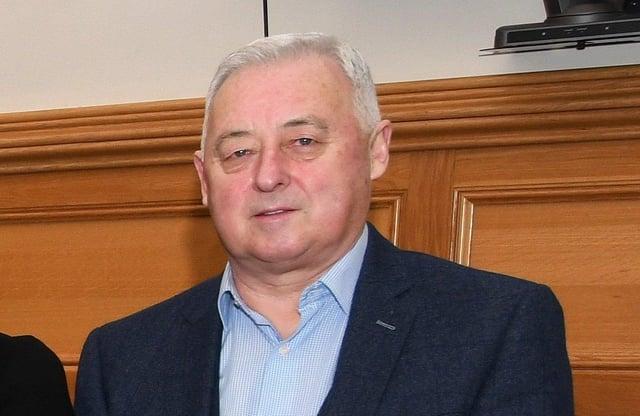 Independent Derry & Strabane Councillor Raymond Barr.
