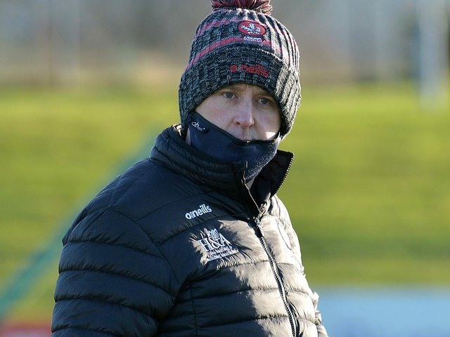 Derry Minor manager Martin Boyle must plot a path past Tyrone to reach the Ulster Final.