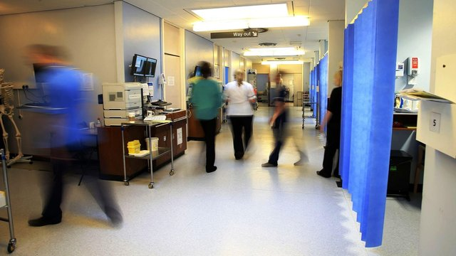NHS waiting lists are only going to get worse without urgent action.