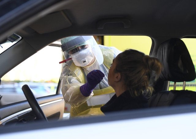 People in various parts of Derry have been urged to get tested.  (File picture: Michael Cooper/PA Wire)