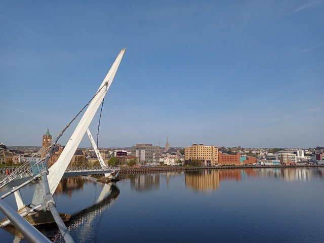 The River Foyle could be officially recognised as a 'giver of life'.