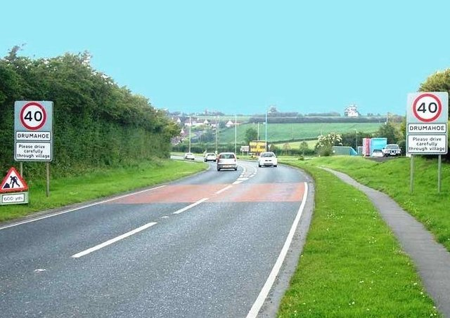 The A6 Derry to Dungiven road. (File picture)