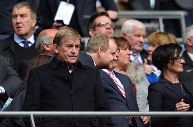 Kenny Dalglish (Photo by GLYN KIRK/AFP via Getty Images)