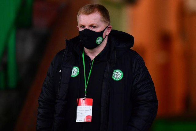 Neil Lennon. (Photo by Mark Runnacles/Getty Images)