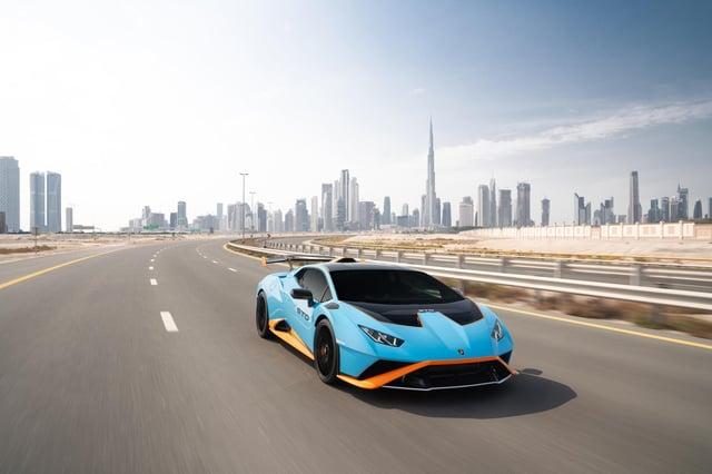 Lamborghini plans to update its full range with hyrbid models within three years
