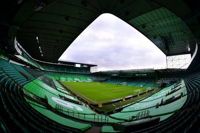 Celtic Park. (Photo by Mark Runnacles/Getty Images)