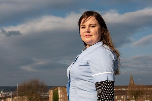 Kornelia Krawczyk now works in a Primary School